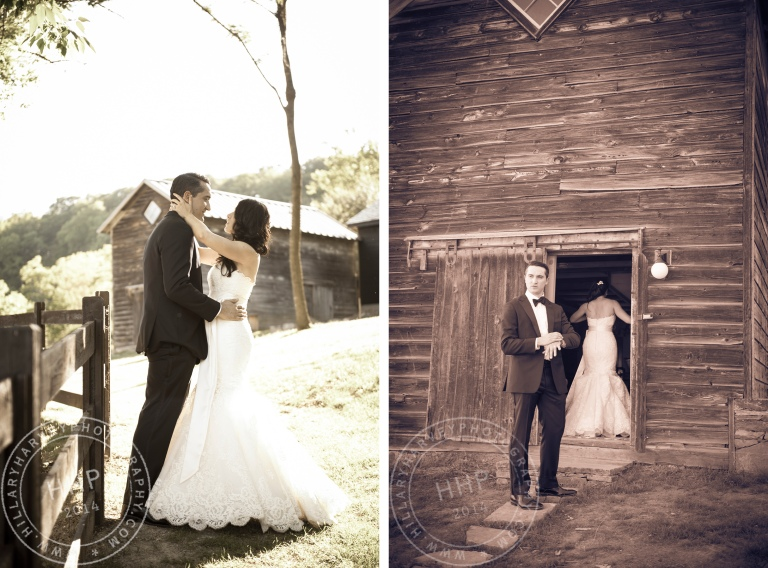 HHP barn portraits