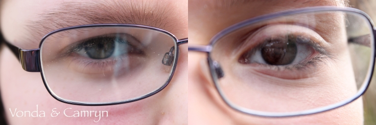 Eyes collage