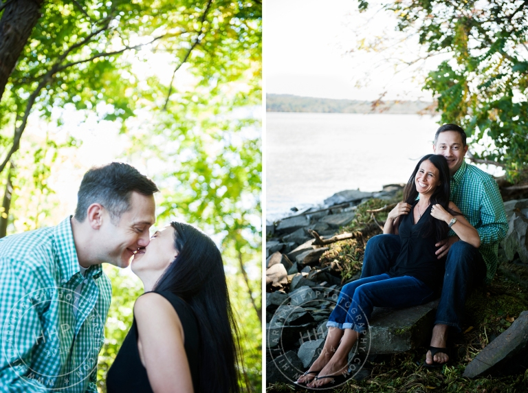 HHP kissing in trees and by the water