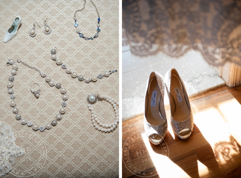 jewelry and shoes