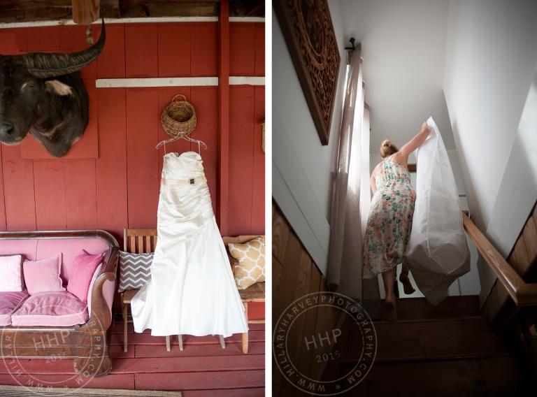 HHP Alex dress collage