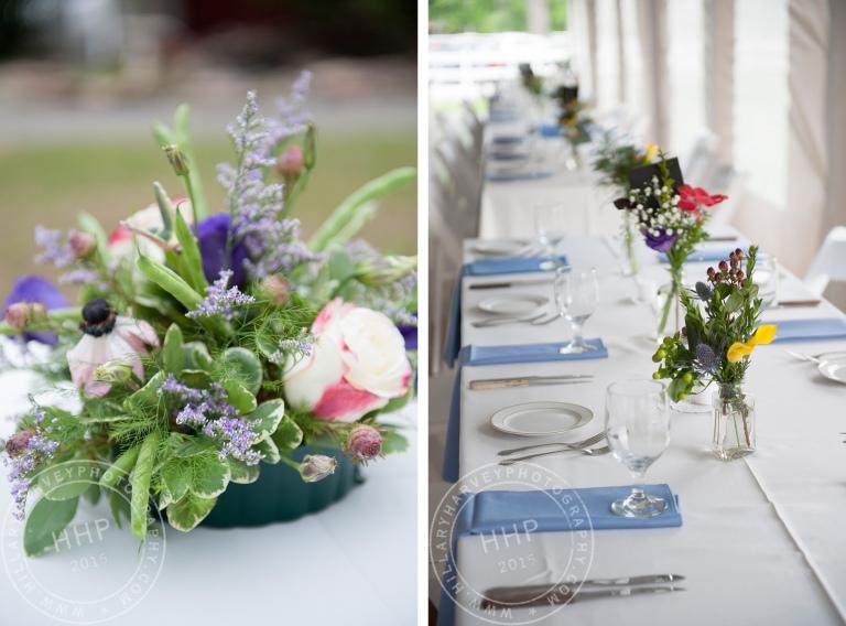 HHP Alex flower tables collage